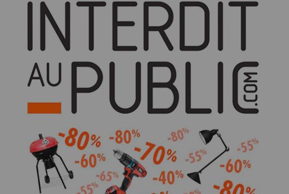 Interdit au public