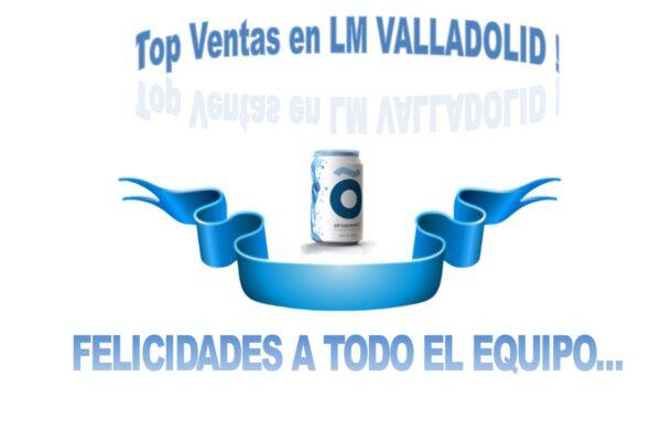 !! ÉXITO DE VENTAS AYER EN LEROY MERLIN VALLADOLID DE LA LATA DROPSON !!