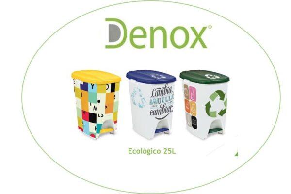Nuevos cubos de reciclaje de DENOX !!!