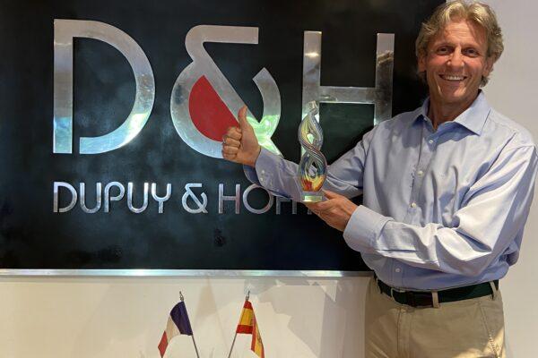 DUPUY&HOFFMAN ES LA MEJOR AGENCIA COMERCIAL INTERNACIONAL EN 2020 SEGÚN APAC